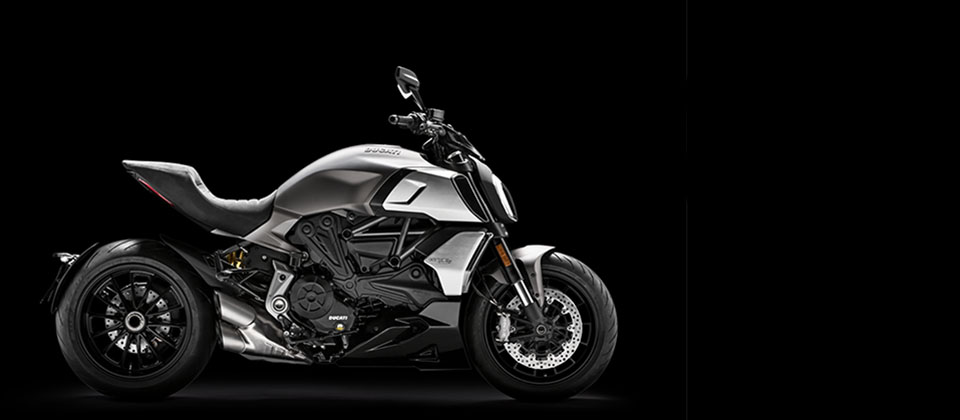 NEW Diavel 1260