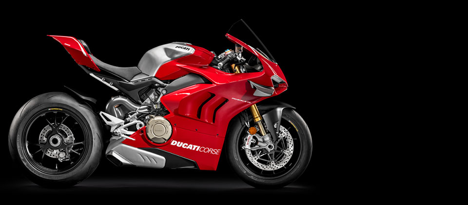 NEW Panigale V4R